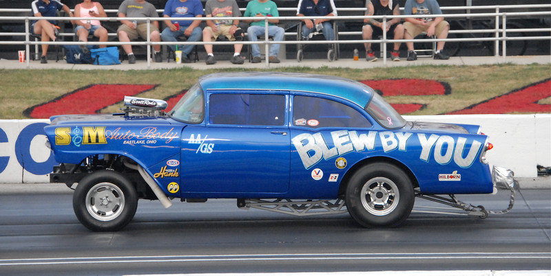 Sorry...but 5 sec. 1/8 mile Exhibition cars are Boring!