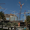 About a dozen cranes dot the City center landscape due to open in '09!
