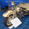 A 1947 Harley Davidson