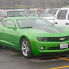 Nice Green on this Camaro