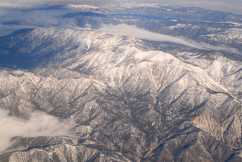 Mountains East of Los Angeles