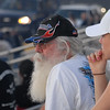 Santa Claus at the Track?