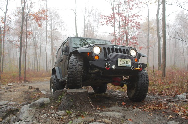 2015-10-25 Monthly Trail Ride at Rausch