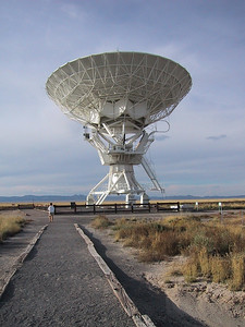 Very Large Array at Socorro