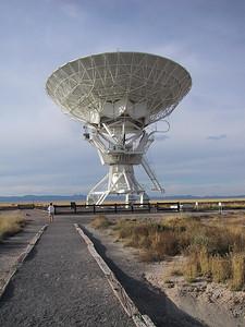 Very Large Array at Socorro