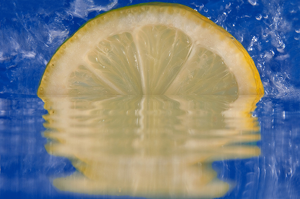 Aqua lemon - 8:a i pool