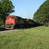 CN southbound manifest M301 into Baton Rouge, LA.  3/24/2012.  Photo by John Fortner.