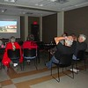 If you missed our annual slide show you missed some excellent presentations, as well as good comradeship.  Refreshments were also provided.  Photo by Carol A. Becht