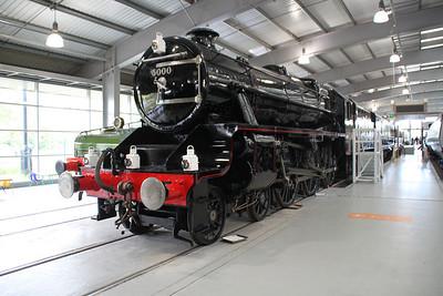 Steam 5000 at NRM Shildon 24/06/12.
