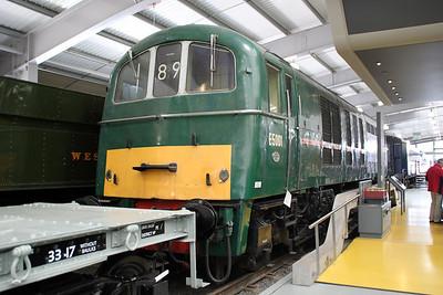 SR Electric E5001 at NRM Shildon 24/06/12.