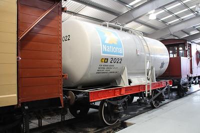 Tank 2022 Shildon, 20/10/12.