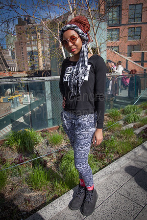 NYC Highline Beauties