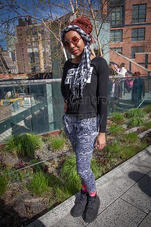NYC Highline Beauties