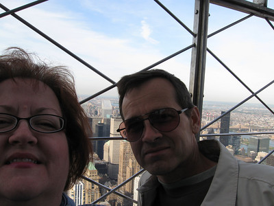NYC with John 042909
