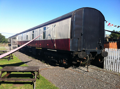 MK1 84477 at Hawsker Station, Whitby.