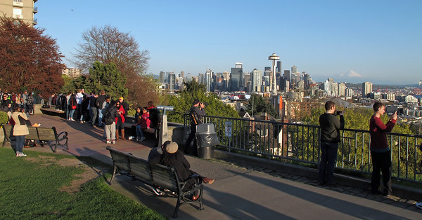 Kerry Park Viewpoint (Queen Anne)