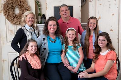 Naegle Family 2014