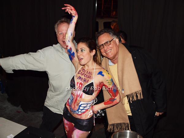Gary Springer, Sally Golan, Erroll Rappaport<br /> photo by Rob Rich © 2010 robwayne1@aol.com 516-676-3939
