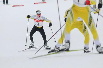 Nakkertok XC Skiing 2012/13