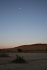 before sunrise at soussvlei national park