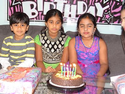 Nandu 9th Birthday