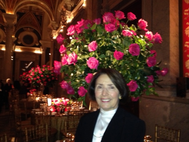 Naomi - Almost 3 years later, approaching 73 (Dec. 2014) at event at Library of Congress.