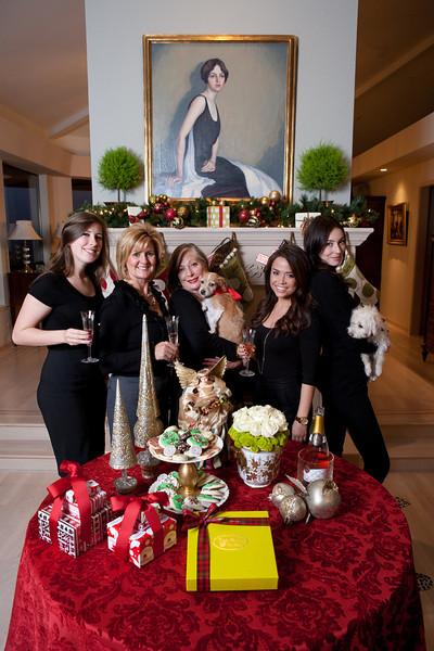 2011.11.20 Napa Valley Linens Christmas Card