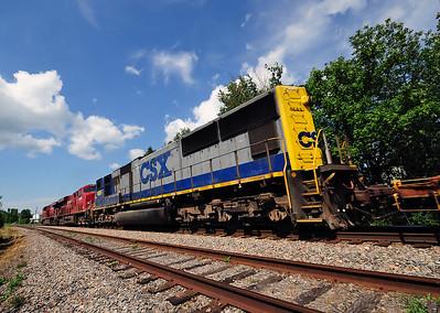 CP/D&H 253 Napierville Qc