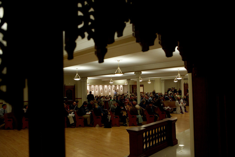 Boston celebration of Vigil for All Nascent Human Life Nov. 27, 2010. Pilot photo by Gregory L. Tracy