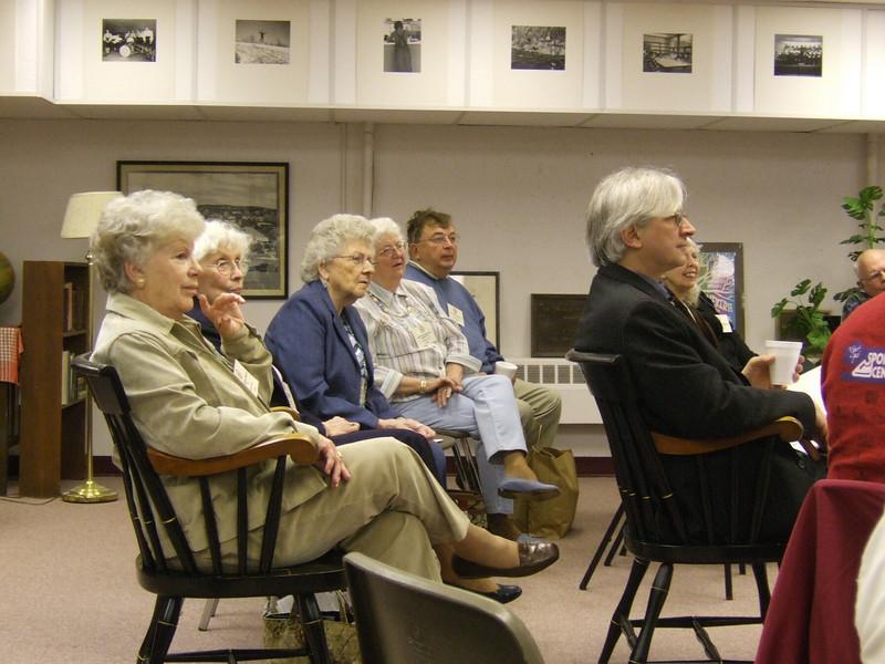 Alumni Day May 2008