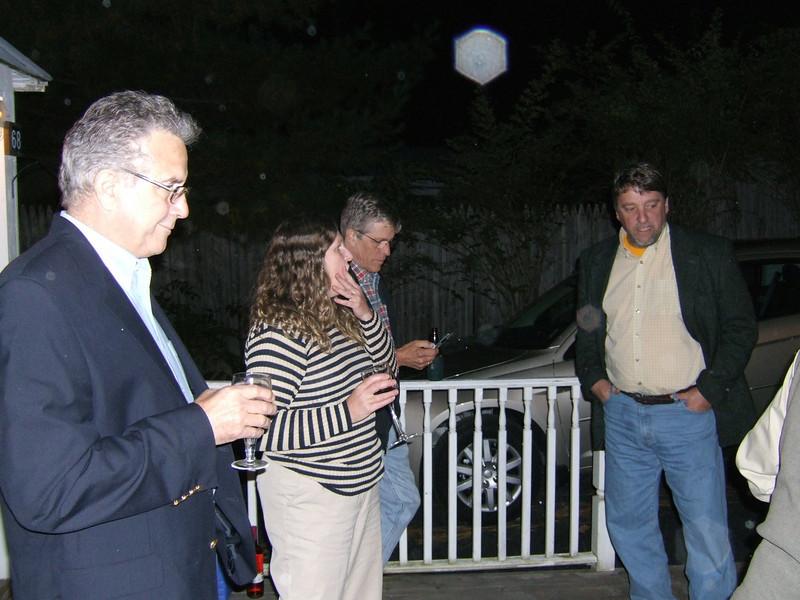 Dino, Kathy, Farnham, Rodney.