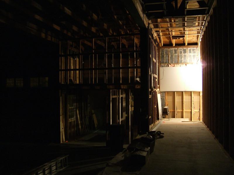 Little Theatre renovations