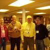 Rick Schneider, Brad French, Pete Smith, Wayne Charness.