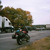 Riding a motorcycle in the Homecoming parade is 2,600 miles round-trip for me