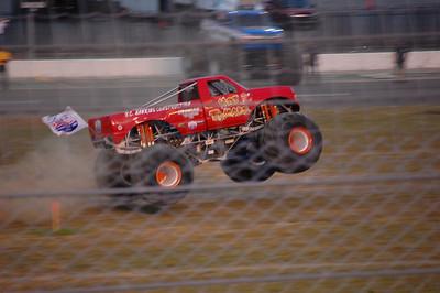 Nasvhille Monster Truck Challenge 2008
