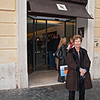 Cosa fare a Roma? Andare da Nespresso! <br /> Where do I go in Roma- Nespresso!