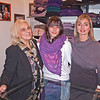 Carla, Jessica e AnnaRosa, Les Femmes.