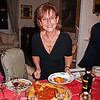 Mariapaola alla cena elegantissima con amici!