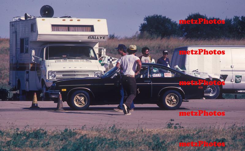 1981 Salina, Mark Galovic of Indy region.