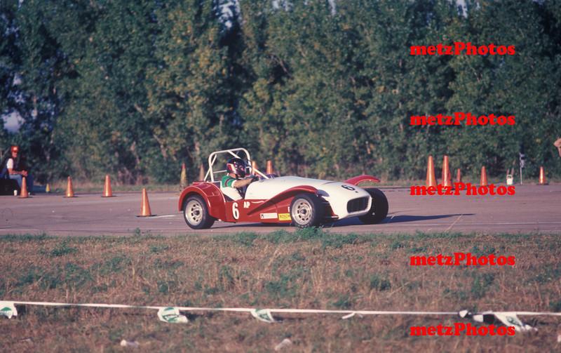 1981 Salina.....George Greonert of Evansville, IN.