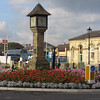 Saltburn clock tower