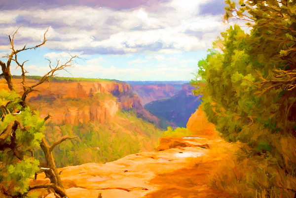 Mesa Top View