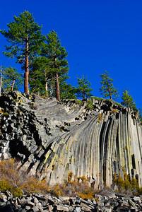 Devil's Postpile Nat'l Monument, Eastern Sierras