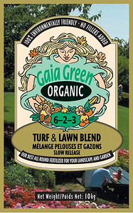 Fertilize in May, early June and September. Use organic fertilizers.