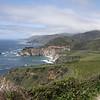 Views along Big Sur Marathon course