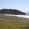 Views along Big Sur Marathon course - Point Sur