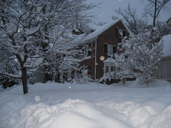 Blizzard of 2010  -3
