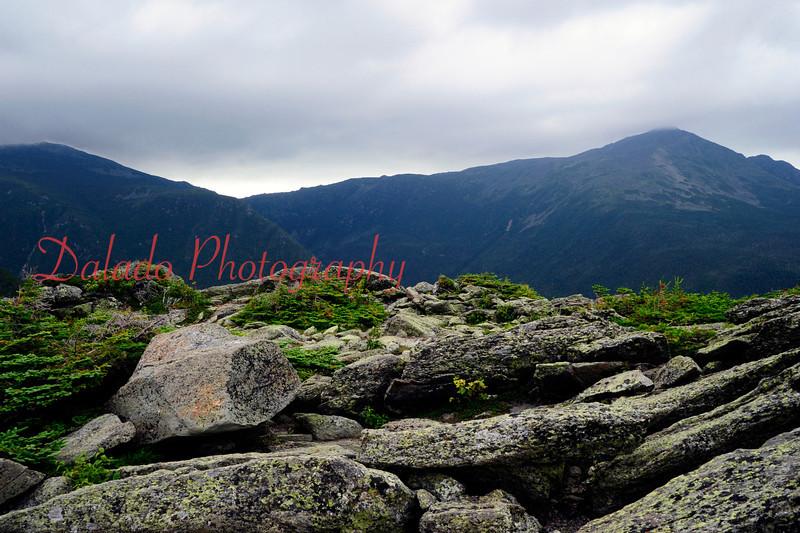 Mount Washington in New Hampshire.