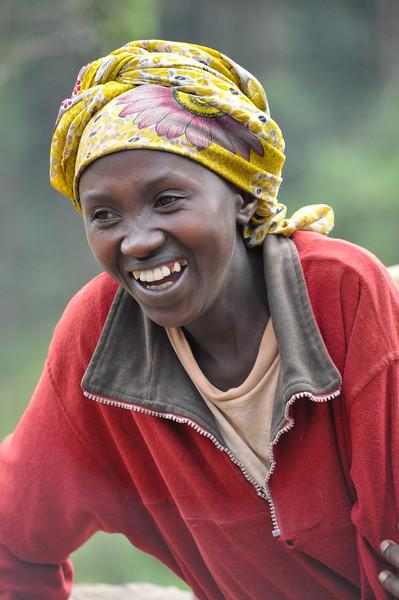 Lisa Barlows Rwanda Trip