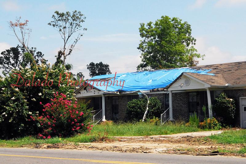 Albertville Tornado.